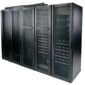 Powerful Server Infrastructure